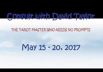 David Taylor – (May 15 – 20)